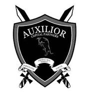 AUXILIOR CAPITAL PARTNERS INNOVATE ABOVE ALL SERVE SOLVE
