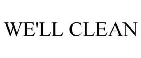 WE'LL CLEAN