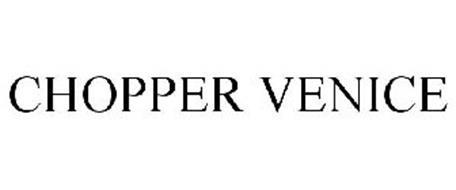 CHOPPER VENICE
