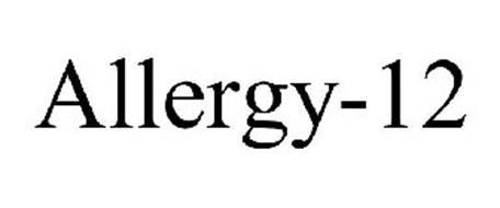 ALLERGY-12