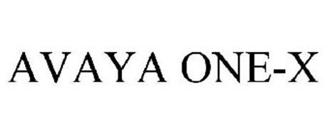 AVAYA ONE-X