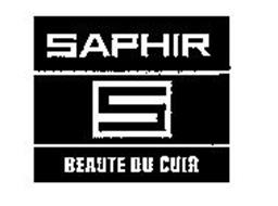 S SAPHIR BEAUTE DU CUIR