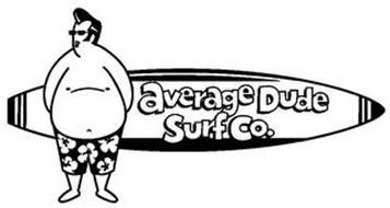AVERAGE DUDE SURF CO.