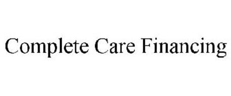COMPLETE CARE FINANCING