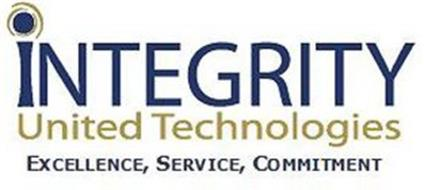 INTEGRITY UNITED TECHNOLOGIES EXCELLENCE, SERVICE, COMMITMENT