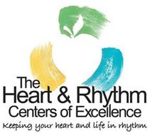 THE HEART & RHYTHM CENTERS OF EXCELLENCE KEEPING YOUR HEART AND LIFE IN RHYTHM