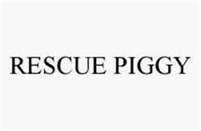 RESCUE PIGGY