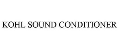 KOHL SOUND CONDITIONER