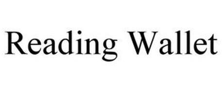 READING WALLET
