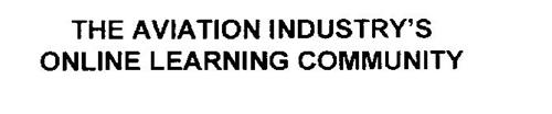 THE AVIATION INDUSTRY'S ONLINE LEARNING COMMUNITY