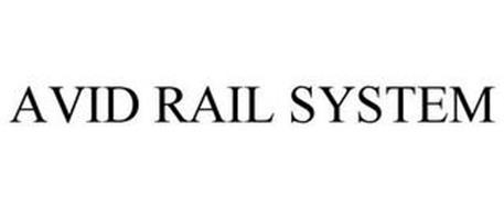 AVID RAIL SYSTEM
