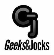 GJ GEEKS&JOCKS