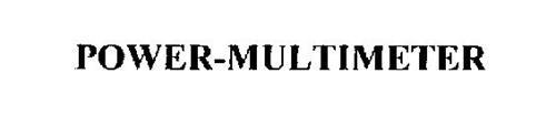 POWER-MULTIMETER