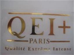 QEI + PARIS QUALITÉ EXTRÊME INTENSE