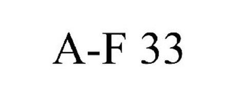 A-F 33