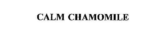 CALM CHAMOMILE