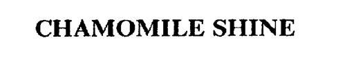 CHAMOMILE SHINE