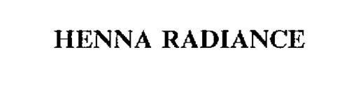 HENNA RADIANCE