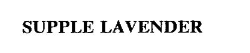 SUPPLE LAVENDER