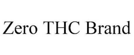 ZERO THC BRAND