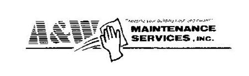 """A&W """"KEEPING YOUR BUILDING FRESH AND CLEAN!"""" MAINTENANCE SERVICES, INC."""