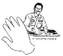 """""""THE MAN WITH THE WHITE GLOVE!"""""""