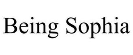 BEING SOPHIA