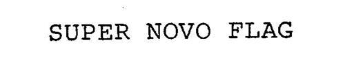 SUPER NOVO FLAG