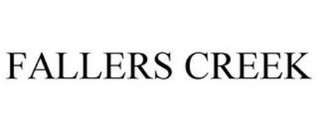 FALLERS CREEK