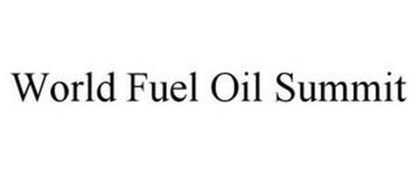 WORLD FUEL OIL SUMMIT