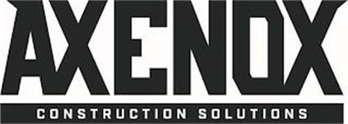 AXENOX CONSTRUCTION SOLUTIONS