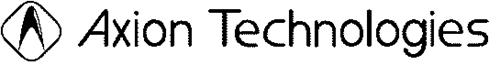 AXION TECHNOLOGIES