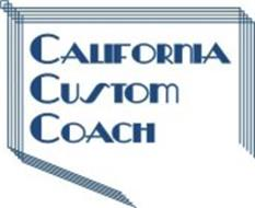 CALIFORNIA CUSTOM COACH