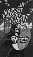 HIGH LEAF CIGARS JUNGLE FEVER