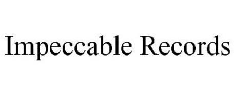 IMPECCABLE RECORDS