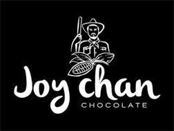 JOY CHAN CHOCOLATE