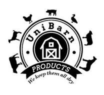 UNIBARN PRODUCTS WE KEEP THEM ALL DRY