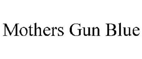 MOTHERS GUN BLUE