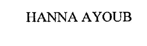 HANNA AYOUB