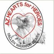 AZ HEARTS FOR HEROES FALLEN WARRIOR BEARS