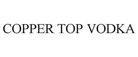 COPPER TOP VODKA