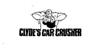 CLYDE'S CAR CRUSHER