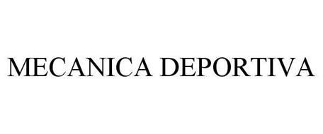 MECANICA DEPORTIVA