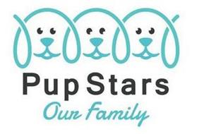 PUP STARS OUR FAMILY