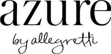 AZURE BY ALLEGRETTI