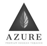 AZURE PREMIUM HOOKAH TOBACCO
