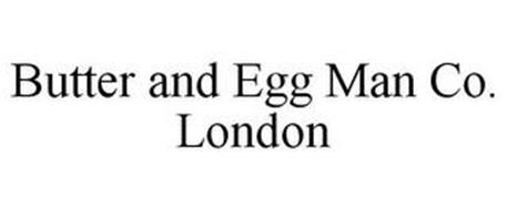 BUTTER AND EGG MAN CO. LONDON