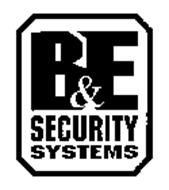 B&E SECURITY SYSTEMS
