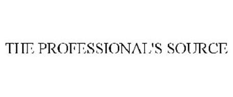 THE PROFESSIONAL'S SOURCE
