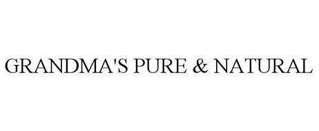 GRANDMA'S PURE & NATURAL